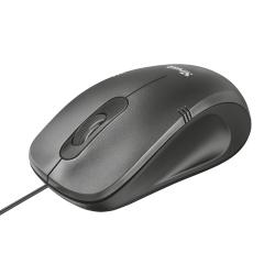 Mouse Optic Trust Ivero, USB, Black