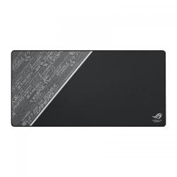 Mouse Pad ASUS BLK LTD RGB, Black-Grey