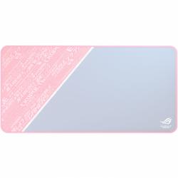 Mouse pad ASUS ROG Sheath, Pink-Grey