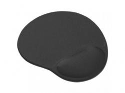 Mouse pad Gembird MP-GEL-BK, Black