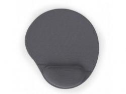 Mouse Pad Gembird MP-GEL-GR, Black
