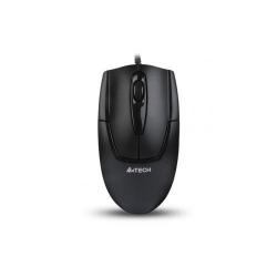 Mouse V-Track A4Tech OP-540NU, USB, Black