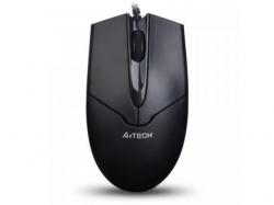 Mouse  V-Track A4Tech OP-550NU, USB, Black