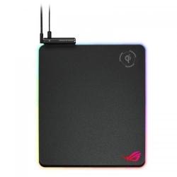 Mousepad ASUS ROG BALTEUS QI, RGB LED, Black
