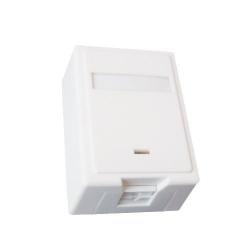 Mufa modulara Gembird NCAC-SMB1, White