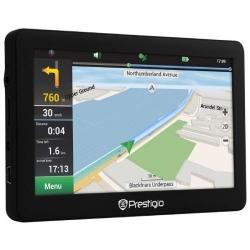Navigator GPS Prestigio GeoVision 5056, 5inch + Harta Full Europe