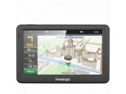 Navigator GPS Prestigio GeoVision 5059, 5.0inch, Fara Harta