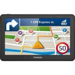 Navigator GPS Prestigio GeoVision 7059, 7inch, Fara harta