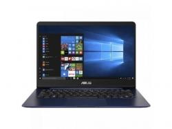 Ultrabook Asus ZenBook UX430UN-GV075R, Intel Core i7-8550U, 14inch, RAM 16GB, SSD 512GB, nVidia GeForce MX150 2GB, Windows 10 Pro, Blue