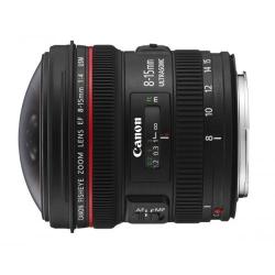Obiectiv Canon EF8-15mmf/4L USM FISHEYE