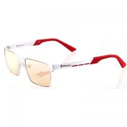 Ochelari gaming Arozzi Visione VX-800, White/Red