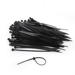 Organizatoare cabluri Gembird, 100buc, Black