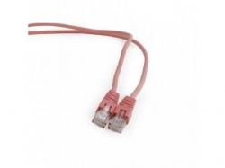 Patchcord Gembird, UTP, Cat.5e, 0.5m, Pink