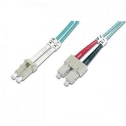 Patchcord Intellinet 302723, LC-SC, 3m, Green