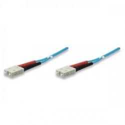 Patchcord Intellinet 303898, SC-SC, 3m, Blue