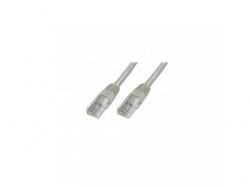 Patchcord Logilink, Cat5e, UTP, 0.25m, Grey