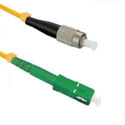 Patchcord Optic Qoltec 54311, FC/UPC - SC/APC, 5m
