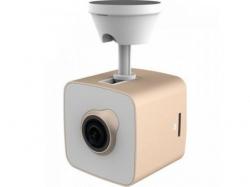 Camera video auto Prestigio RoadRunner Cube, Full HD, Gold-White