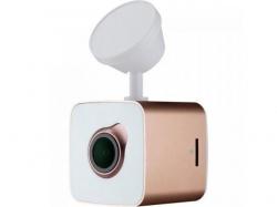 Camera video auto Prestigio RoadRunner Cube, Full HD, Rose Gold-White