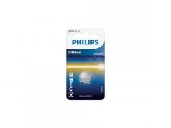 Baterie Philips Lithium, 1x 3V/CR1620, Blister