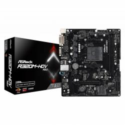 Placa de baza ASRock A320M-HDV R3.0, AMD A320, Socket AM4, mATX