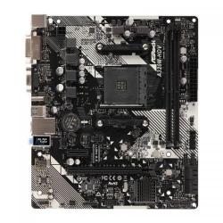 Placa de baza ASRock A320M-HDV R4.0, AMD A320, Socket AM4, mATX