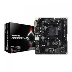 Placa de baza ASRock AB350M-HDV R3.0, AMD B350, Socket AM4, mATX