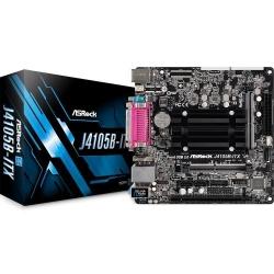 Placa de baza ASRock Super Alloy J4105B-ITX, Intel Celeron Quad-Core J4105, mITX
