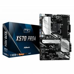 Placa de baza ASRock X570 PRO4, AMD X570, Socket AM4, ATX