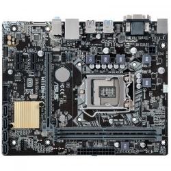 Placa de baza Asus H110M-K, Intel H110, socket 1151, mATX