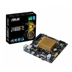 Placa de baza ASUS J1800I-C/CSM, Intel Celeron Dual Core J1800, mITX