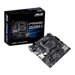 Placa de baza ASUS PRIME A520M-K, AMD A520, socket AM4, mATX