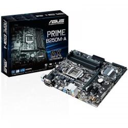 Placa de baza Asus PRIME B250M-A/CSM, Intel B250, socket 1151, mATX
