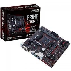 Placa de baza Asus PRIME B350M-E, AMD B350, Socket AM4, mATX
