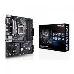 Placa de baza ASUS PRIME B365M-A, Intel B365, Socket 1151 v2, mATX
