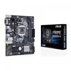 Placa de baza ASUS PRIME B365M-K, Intel B365, Socket 1151 v2, mATX