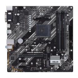 Placa de baza ASUS PRIME B550M-K, AMD B550, socket AM4, mATX