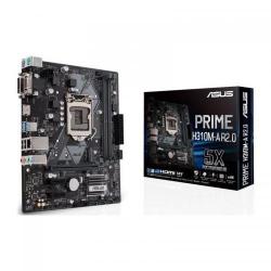 Placa de baza ASUS PRIME H310M-A R2.0/CSM, Intel H310, Socket 1151 v2, mATX