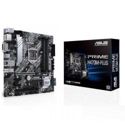 Placa de baza ASUS PRIME H470M-PLUS, Intel H470, socket 1200, mATX