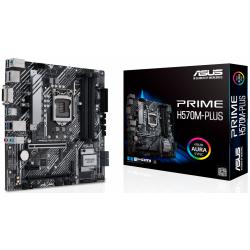 Placa de baza Asus PRIME H570M-PLUS, Intel H570, socket 1200, mATX