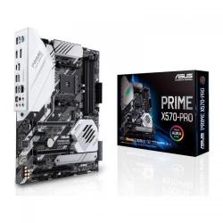 Placa de baza ASUS PRIME X570-PRO, AMD X570, Socket AM4, ATX