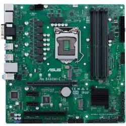 Placa de baza ASUS Pro B460M-C/CSM, Intel B460, socket 1200, mATX
