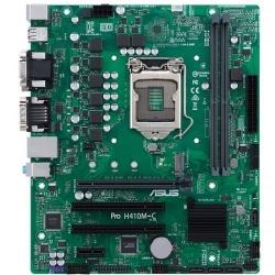 Placa de baza ASUS Pro H410M-C/CSM, Intel H410, socket 1200, mATX