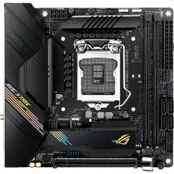 Placa de baza ASUS ROG STRIX B460-I GAMING, Intel B460, socket 1200, mITX