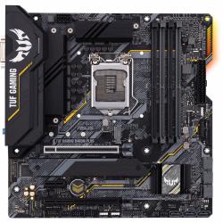 Placa de baza ASUS TUF GAMING B460M-PLUS, Intel B460, socket 1200, mATX