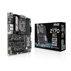 Placa de baza ASUS Z170 WS, Intel Z170, Socket 1151, ATX