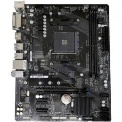 Placa de baza GIGABYTE A320M-H, AMD A320, Socket AM4, mATX
