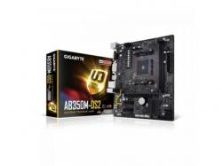 Placa de baza GIGABYTE AB350M-DS2, AMD B350, Socket AM4, mATX