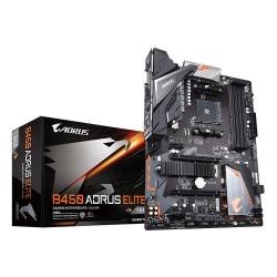 Placa de baza Gigabyte AORUS B450 ELITE, AMD B450, socket AM4, ATX