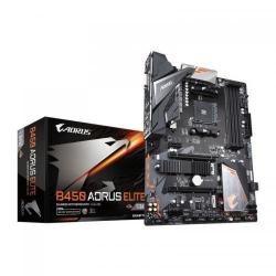 Placa de baza Gigabyte AORUS B450 ELITE V2, AMD B450, socket AM4, ATX
